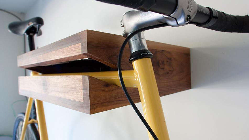Креативное крепление для парковки велосипеда дома PARADIZZA.com - все самое лучшее для Вашего дома