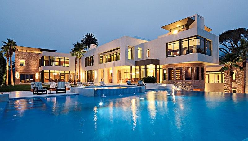 Самые дорогие красивые дома в мире