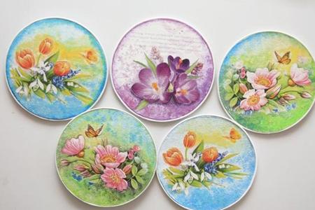 Нand-made: Декор из ненужных дисков