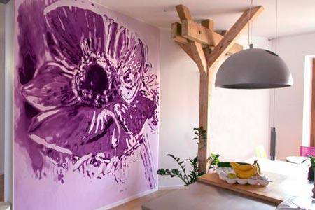 Идеи для декора стен своими руками