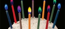 Свечи с разноцветным пламенем своими руками